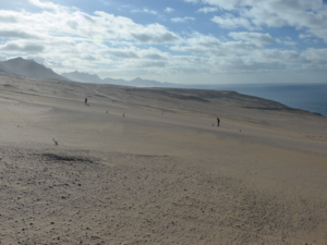 CANARY ISLAND LOCATION FOR THE SAVAREEN GHOST TOWN. PHOTO BY ALEX BAILY.