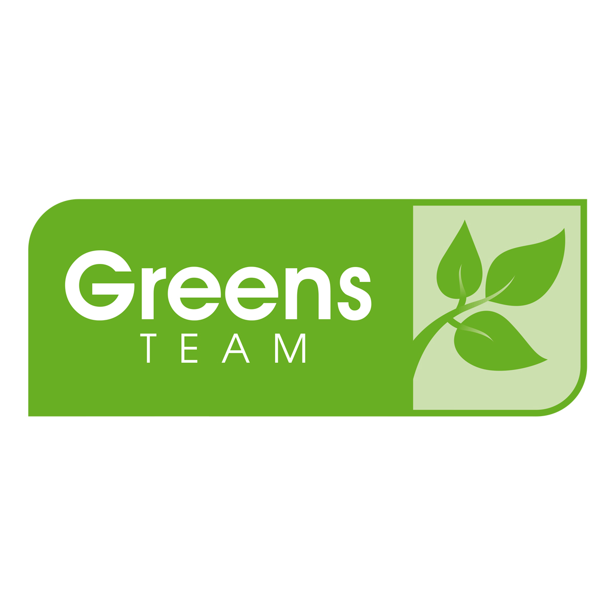 Greens Team Logo BFDG Sponsor