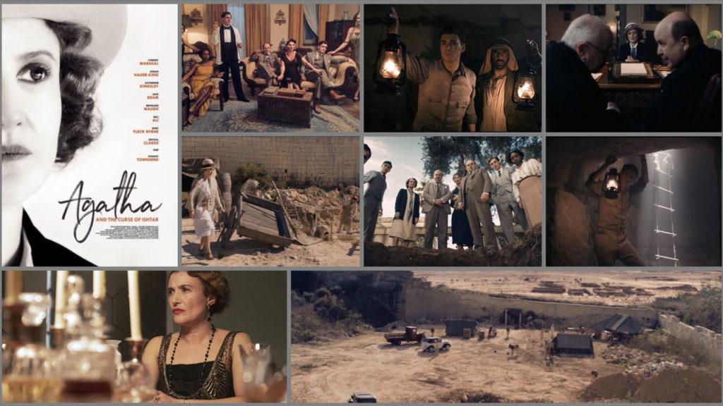 Agatha And The Curse Of Ishtar Still