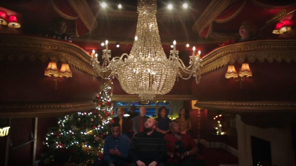 Argos Christmas Ad Still