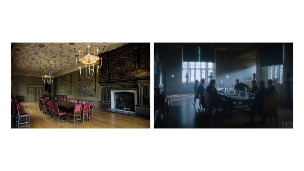 The Nevers (before and after). Petty Cash Buyer smalls and furniture. Set Decorator: Tina Jones